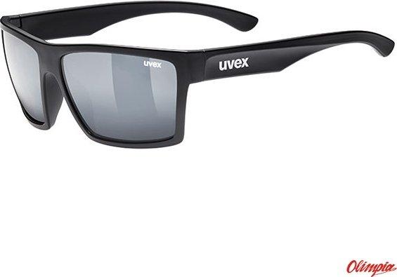 UVEX lgl 4 Sonnenbrille - black mat 1wC1JtfO8