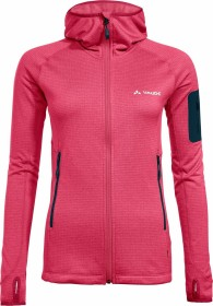 VauDe Back Bowl Fleece II Jacke bright pink (Damen) (41784-957)