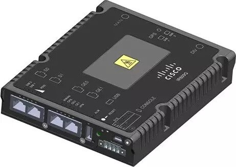 Cisco 800 Industrial Serie, IR809 LTE Industrial Integrated Services Router (IR809G-LTE-GA-K9)