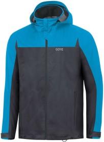 Gore Wear R3 Gore-Tex Active Kapuze Laufjacke black/dynamic cyan (Herren) (100550-990N)
