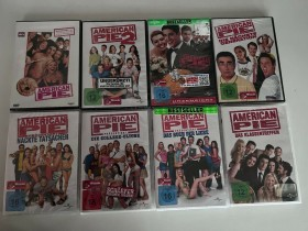 American Pie Box (Filme 1-8)