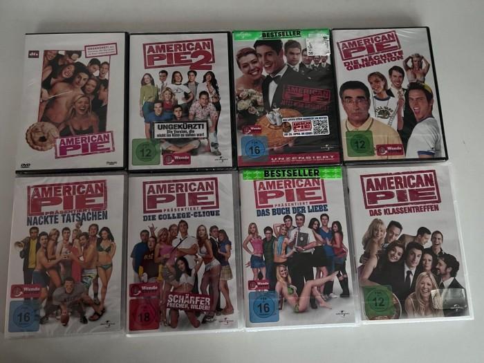 American Pie 1-8 (1999-2012) PL.DVDRip.XviD-GR4PE