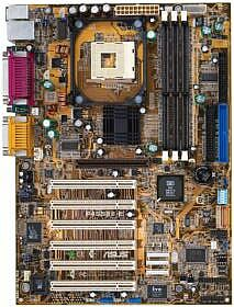 ASUS P4S533-E, SiS645DX (various types) (PC-2700 DDR)