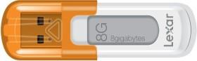 Lexar JumpDrive V10 8GB, USB-A 2.0 (LJDV10-8GBASBEU)