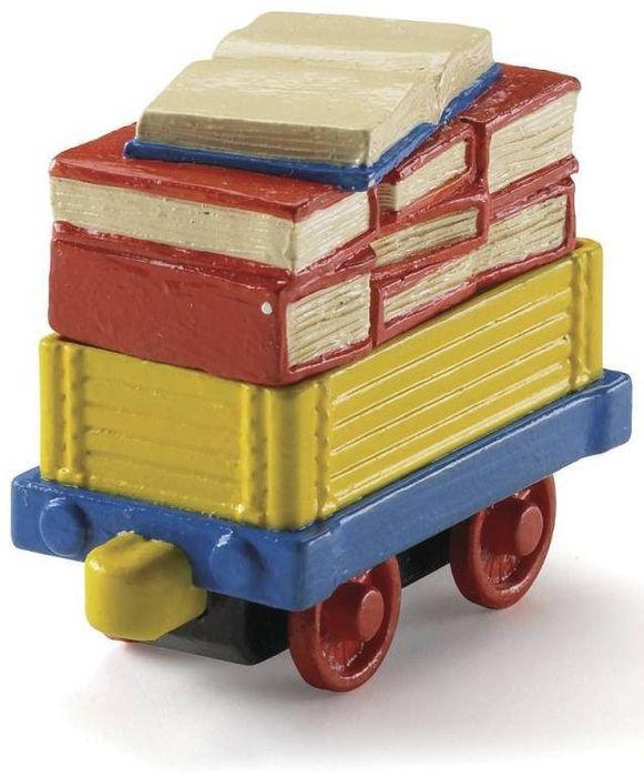 Bild Mattel Fisher-Price Thomas & seine Freunde Bücher Wagon (R9616)