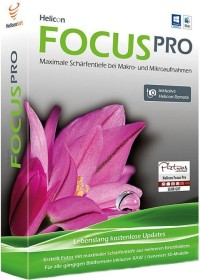 HeliconSoft Focus Pro (deutsch) (PC/MAC) (HFP40dRVP)