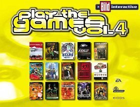 Play the Games Vol. 4 (German) (PC)