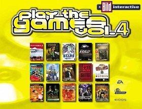 Play the Games Vol. 4 (niemiecki) (PC)