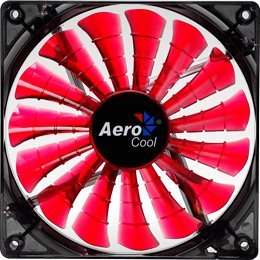 AeroCool Shark Fan devil Red 120 (EN55437)