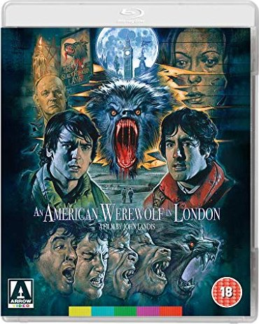 An American Werewolf In London (Blu-ray) (UK) -- via Amazon Partnerprogramm