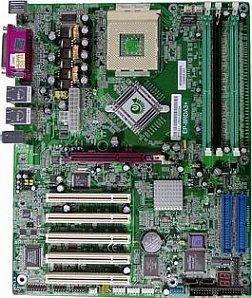 EPoX EP-8RDA3i, nForce2 Ultra 400 [dual PC-3200 DDR]