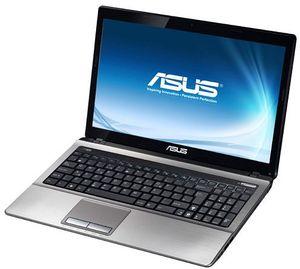 ASUS X53E-SX1136V srebrny, UK