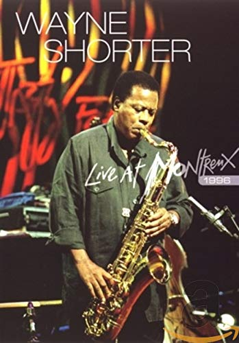 Wayne Shorter - Live At Montreux -- via Amazon Partnerprogramm