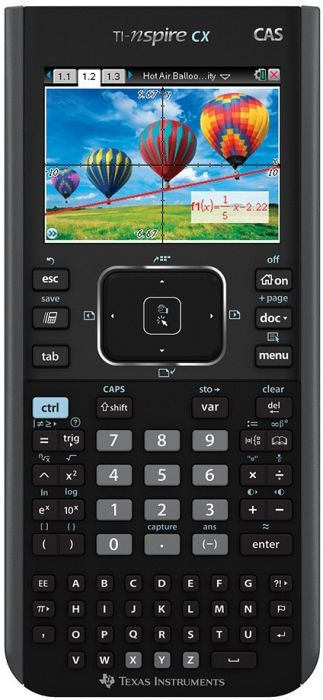 Texas Instruments Ti Nspire Cx Cas Ab 13290 2019
