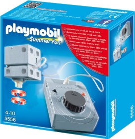 playmobil Summer Fun - Elektrischer Antrieb für Fahrgeschäfte (5556)