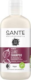Sante Family Glanz Shampoo Bio-Birkenblatt & Pflanzliches Protein, 250ml
