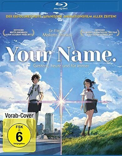 Your Name (4K Ultra HD)