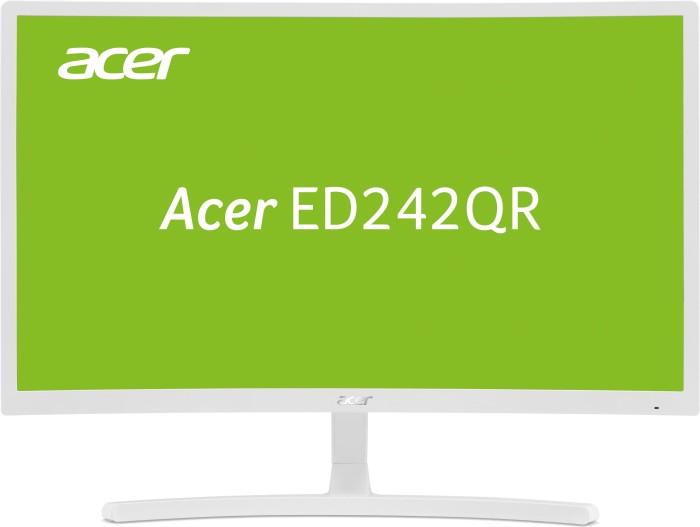 "Acer ED2 ED242QRwi white, 23.6"" (UM.UE2EE.001)"