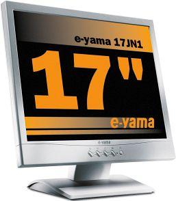 """iiyama e-yama 17JN1, 17"""", 1280x1024, VGA"""
