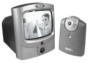Trust 120BM Wireless Baby Television (13429)