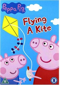 Peppa Pig - Flying A Kite And Other Stories (DVD) (UK)