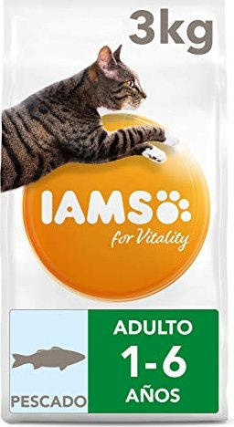 Amazon Iams Cat Food Fish Dry