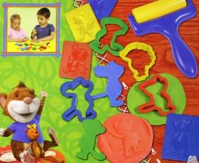 Leo Lausemaus Soft Knetset von Simba