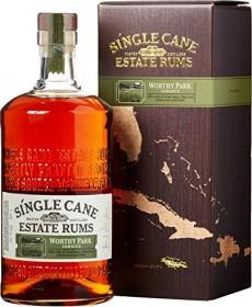 Single Cane Estate Rums Worthy Park 1l