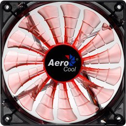 AeroCool Shark Fan Devil Red Edition, 140mm (EN55475)
