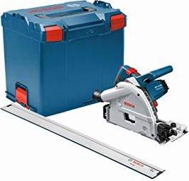 Bosch Professional GKT 55 GCE Elektro-Tauchsäge inkl. L-Boxx + Zubehör (0601675002)
