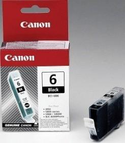 Canon Tinte BCI-6BK schwarz, 2er-Pack (4705A046)