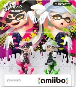 Nintendo amiibo Figuren 2er-Pack Splatoon Collection - Limone & Aioli (Switch/WiiU/3DS)