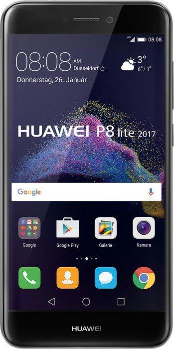 Huawei P8 Lite 2017 Dual Sim Schwarz Ab 99 90 2021 Preisvergleich Geizhals Deutschland