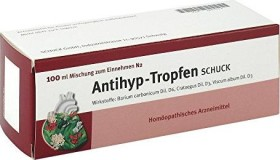 Schuck Antihyp drops, 100ml
