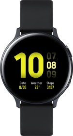 Samsung Galaxy Watch Active 2 R820 Aluminum 44mm schwarz