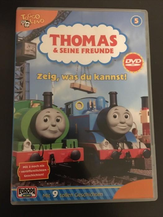 Thomas und seine Freunde 5 - Zeig, was du kannst! -- via Amazon Partnerprogramm
