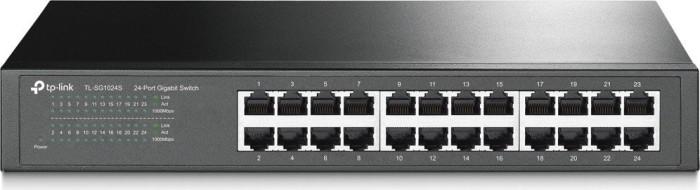 TP-Link TL-SG1000 Desktop Gigabit Switch, 24x RJ-45 (TL-SG1024S)