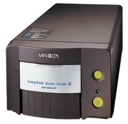 Konica Minolta Dimâge Scan Dual III (2889101)