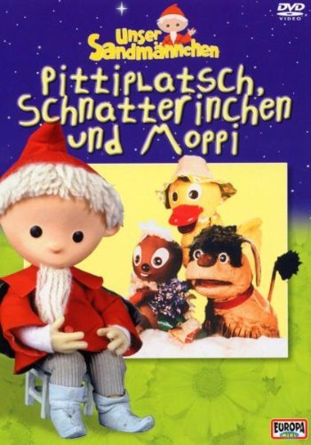 Unser Sandmännchen Vol. 7: Pittiplatsch, Schnatterinch -- via Amazon Partnerprogramm