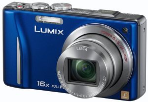 Panasonic Lumix DMC-TZ20 blue