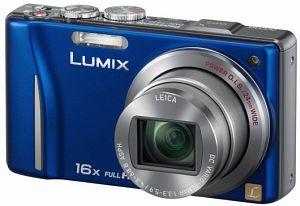 Panasonic Lumix DMC-TZ20 blau