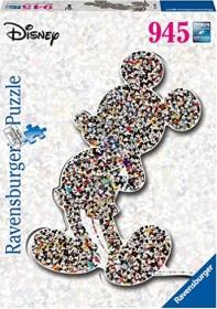 Ravensburger Puzzle Shaped Mickey (16099)