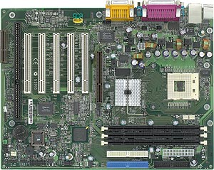 MSI MS-6391 845 Pro4, i845 (SDR)