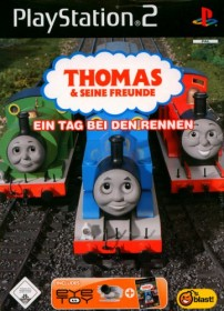 EyeToy: Thomas & seine Freunde Bundle (PS2)