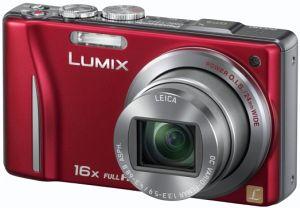 Panasonic Lumix DMC-TZ20 rot