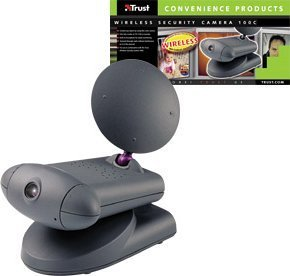 Trust Wireless Security Camera 100B (12422)