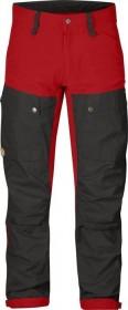 Fjällräven Keb pant long red/dark grey (men) (F82830-320-030)