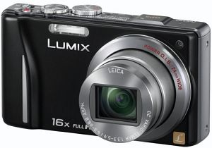 Panasonic Lumix DMC-TZ20 black