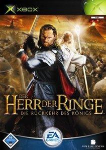 Der Herr der Ringe: Die Rückkehr des Königs (niemiecki) (Xbox)