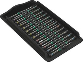 Wera Kraftform Micro Big pack 1 electrician screwdriver set, 25-piece. (05134000001)
